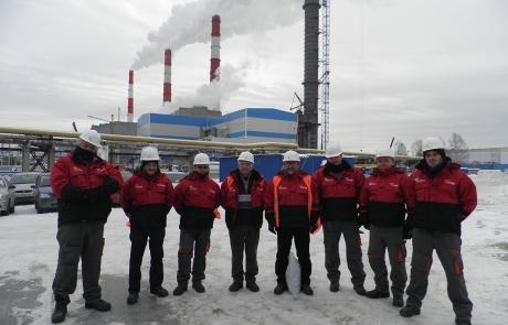 Proyecto CC SUGRES (Russia)