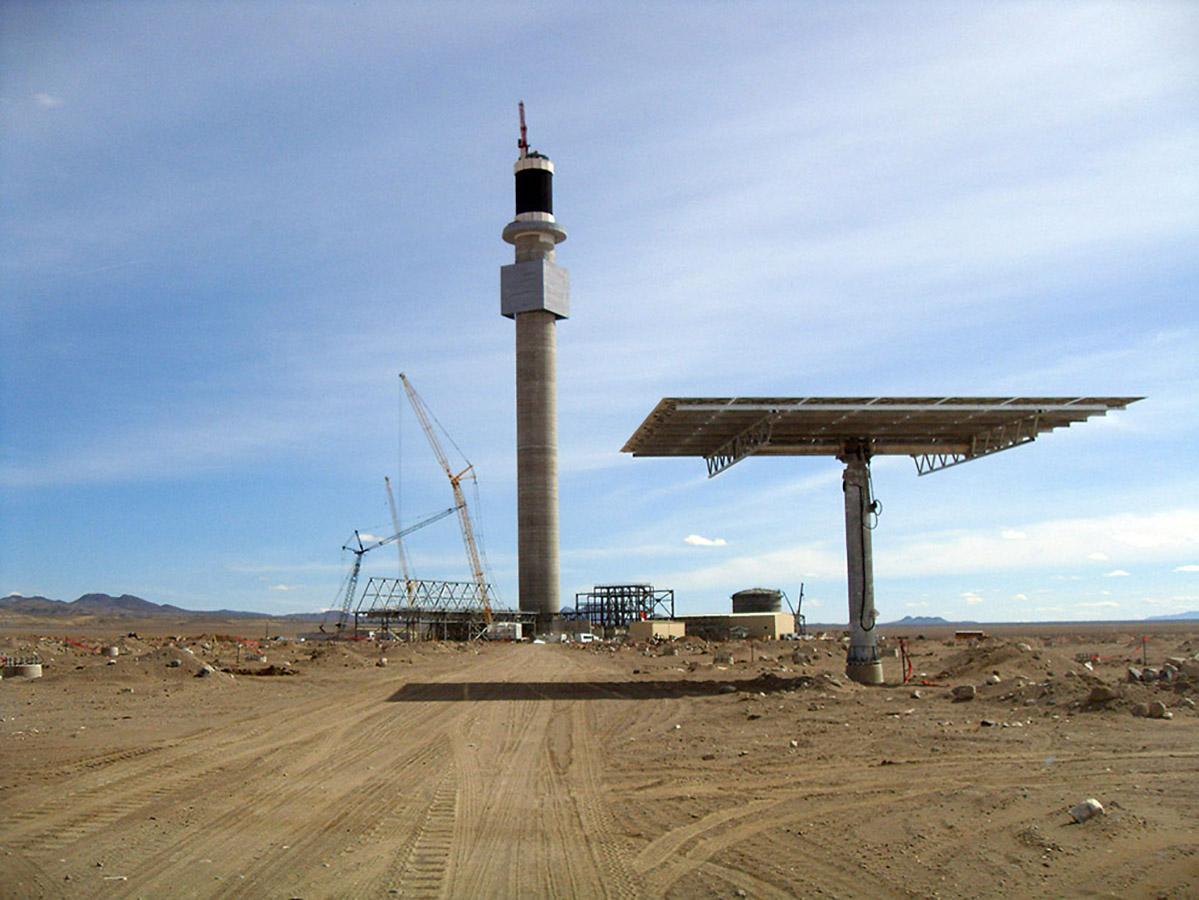 Proyecto TONOPAH TSPP (Nevada – USA)