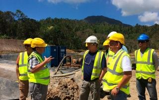 Planta Geotermal 40MW - Mindoro