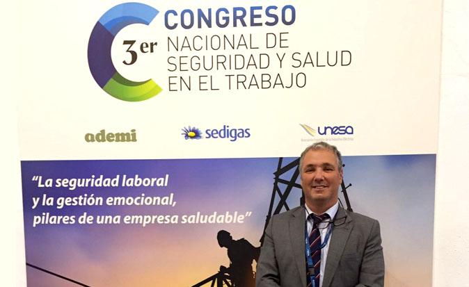 III Congreso Nacional de Seguridad y Salud