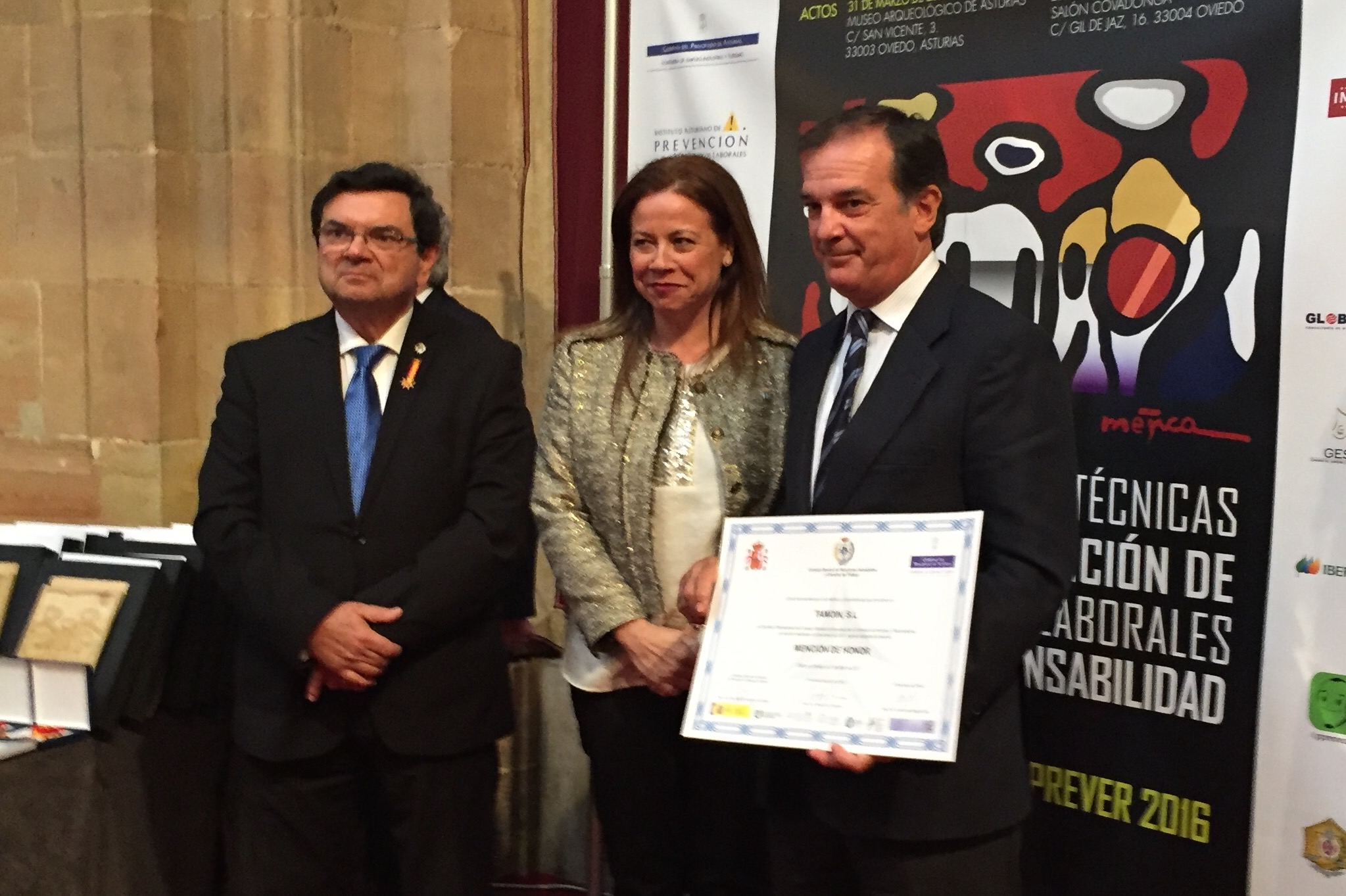 Premios Prever 2016