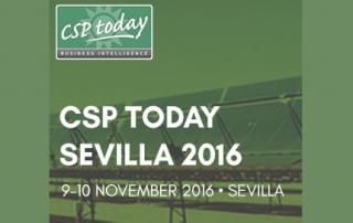 Conferencia termosolar Sevilla