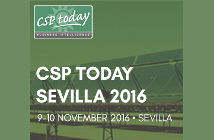 CSP CONFERENCIA TERMOSOLAR SEVILLA 2016