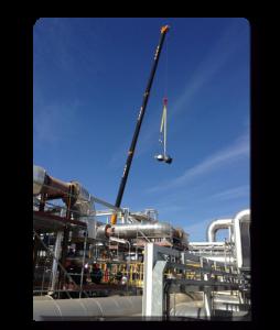 Mecanizados in situ | Ingeniería Aplicada