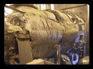 Turbine Warming System | Ingeniería Aplicada