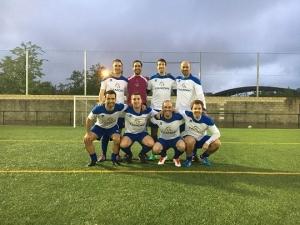 Equipo fútbol Tamoin