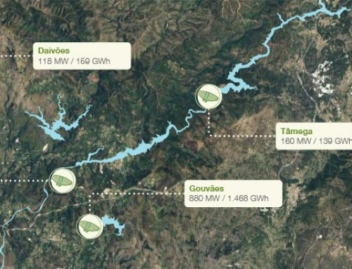 TAMOIN BEGINS ERECTION WORKS AT GOUVAES HYDROELECTRIC POWER PLANT
