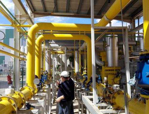 PETRONOR Refinery, Coke Facility – Spain