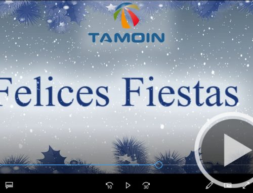 TAMOIN WISHES YOU MERRY CHRISTMAS AND A HAPPY 2019