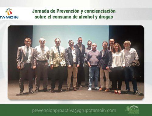JORNADA DE PREVENCIÓN SOBRE EL CONSUMO DE ALCOHOL Y DROGAS