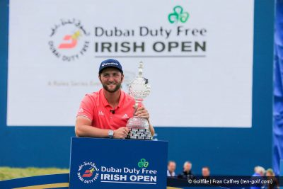 Jon Rahm gana el Open de Irlanda