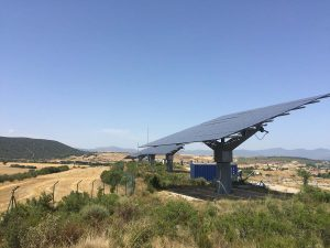 Planta Fotovoltaica La Dehesa