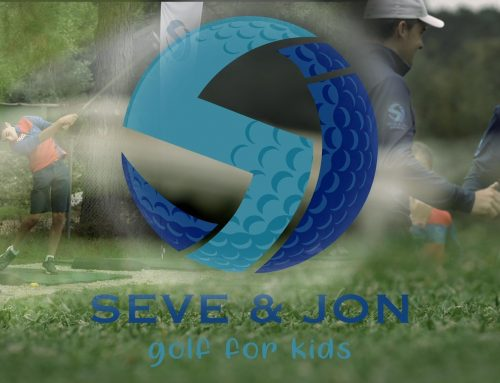 EN GRUPO TAMOIN IMPULSAMOS EL DEPORTE | SEVE&JON GOLF FOR KIDS