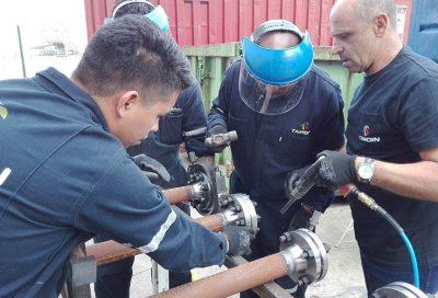 Leaks Repair Training to LATAM