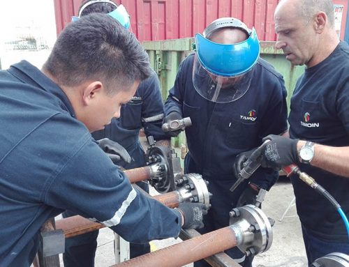 TRAINING SESSIONS IN REPAIRING LEAKS FOR LATAM