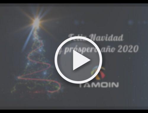 TAMOIN LES DESEA FELICES FIESTAS Y UN PRÓSPERO 2020