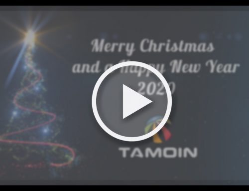 TAMOIN WISHES YOU MERRY CHRISTMAS AND A HAPPY 2020